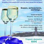 Gala Solidaria de Maresme Oncològic